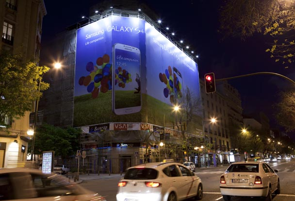 Samsung Galaxy S4 - Goya 21 - Madrid
