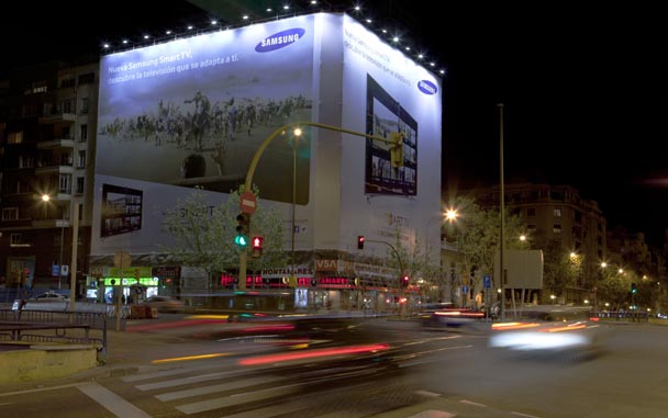 Samsung-smart-TV-avenida-america-2- madrid