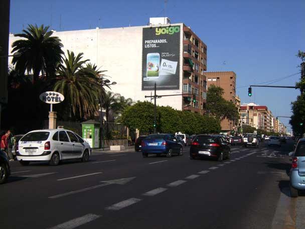 Avenida del Puerto, 131