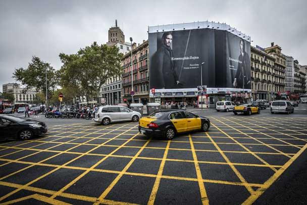 Ermenegildo Zegna Pl Catalunya 8 BARCELONA