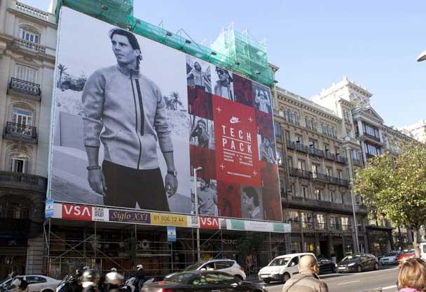 Nike Gran Via 7 MADRID