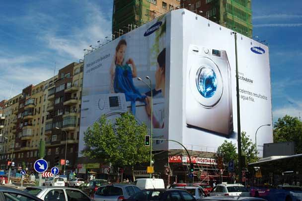 Samsung Av America 2 MADRID