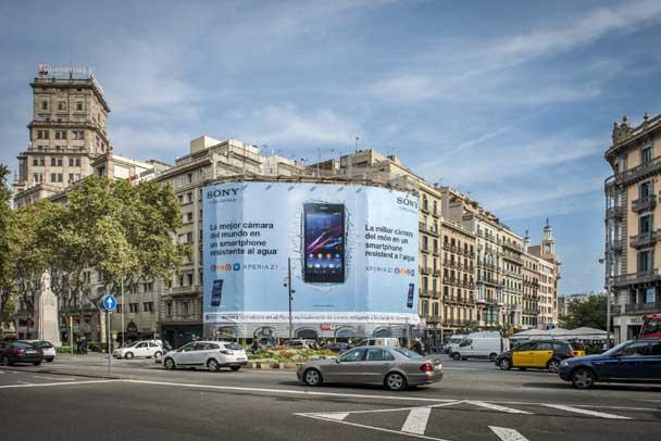 Sony Rambla Catalunya 16 BARCELONA