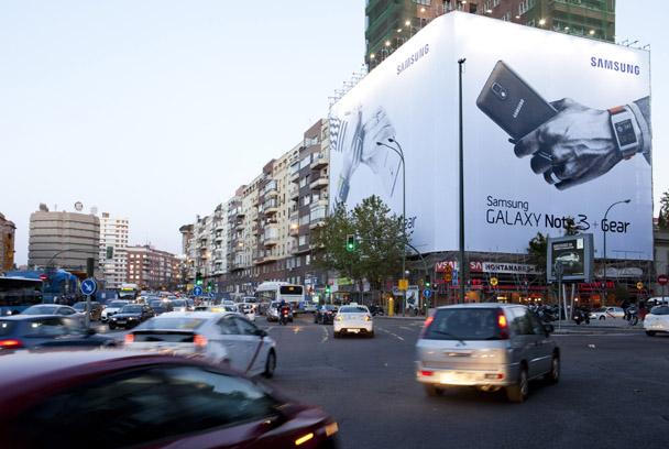 Samsung - Av América 2 - Madrid