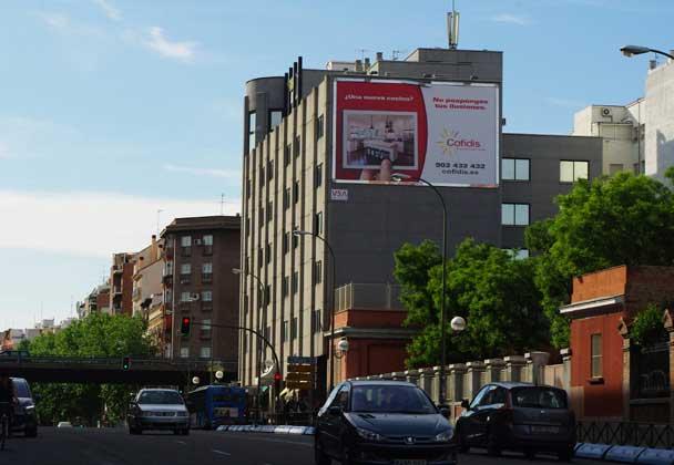 Av Ciudad de Barcelona - Madrid - Cofidis