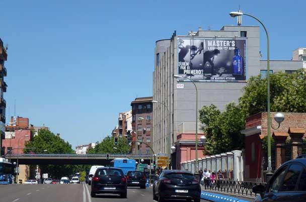 MASTERS GIN Av Ciudad de Barcelona 81