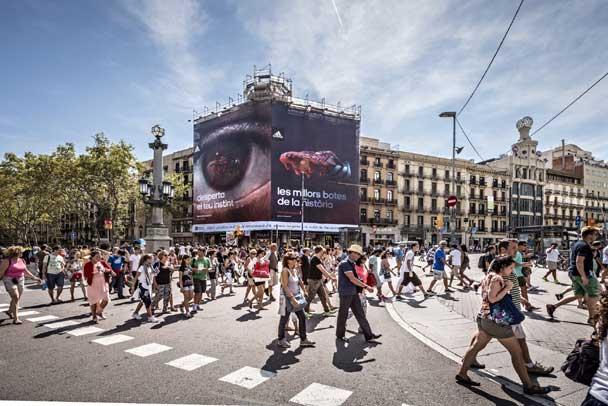 Adidas Pl Catalunya Barcelona