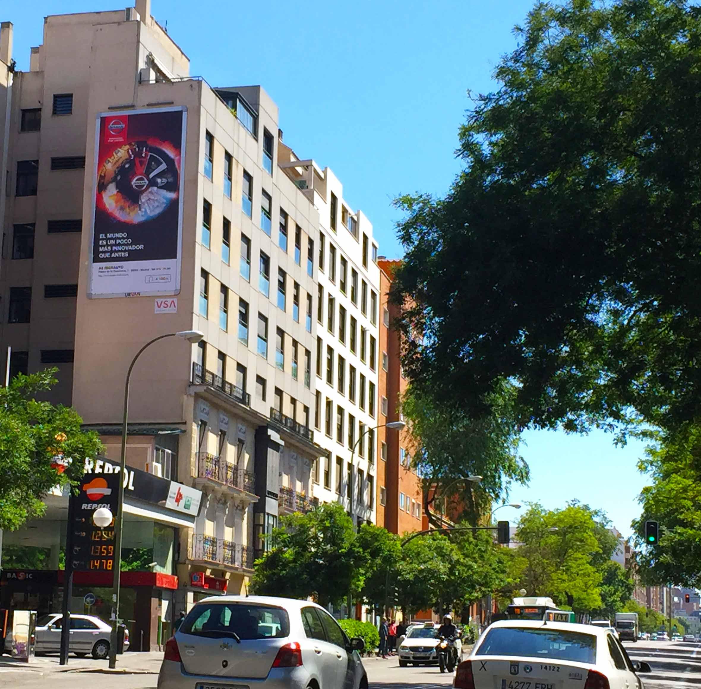 pym-medianera-publicidad-exterior-nissan-iberauto-madrid-vsa-comunicacion