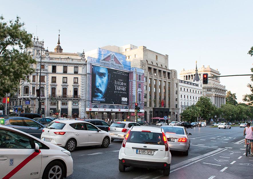 lona-publicitaria-madrid-alcala-43-hbo-vsa-comunicacion