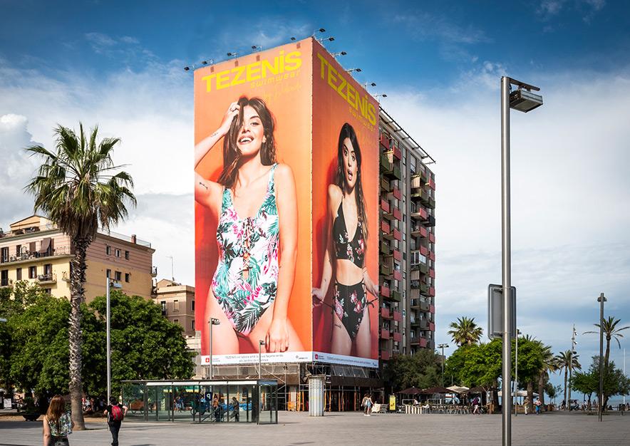lona-publicitaria-barcelona-plaza-del-mar-1-tezenis-dulceida-dia-frontal-vsa-comunicacion